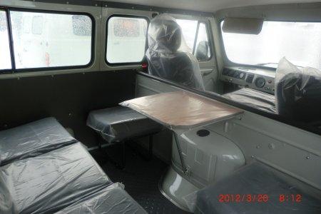 Кузов УАЗ-3909 452 фермер цельнометаллический в сборе инжектор